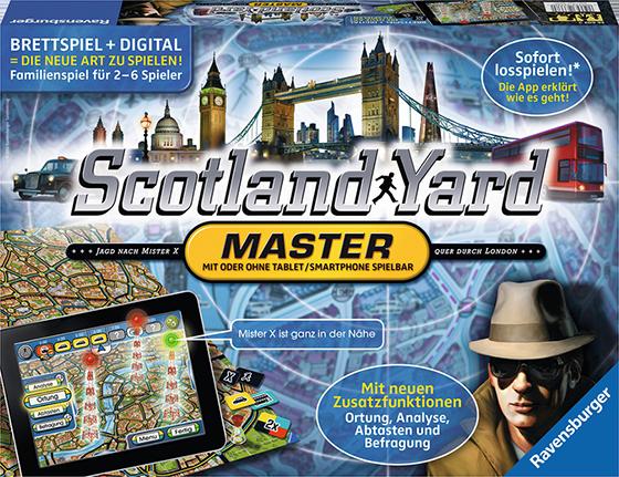Scotland Yard Board